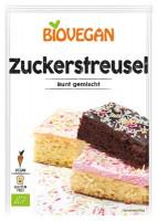 Zuckerstreusel bunt gemischt - glutenfrei