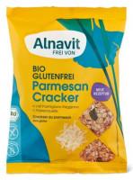 Bio Parmesan Cracker - glutenfrei