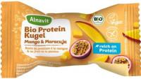 Bio Protein Kugel Mango & Maracuja - glutenfrei