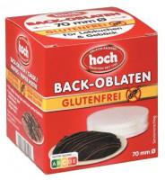 Oblaten glutenfrei 70mm - glutenfrei