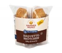 MHD*** 3.1.20 Baguettebrötchen luftig & knusprig - glutenfrei