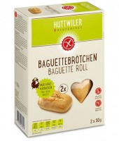 Baguettebrötchen - glutenfrei