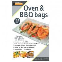 Oven & BBQ bags 10 Stück - glutenfrei