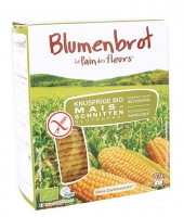 Blumenbrot Mais - glutenfrei