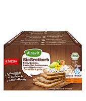 Bio Brotkorb - glutenfrei