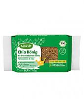 Bio Chia König Saatenbrot - glutenfrei
