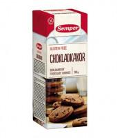 Chokladkakor Schoko-Keks - glutenfrei