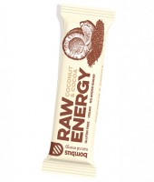 Raw Energy Coconut & Cocoa - glutenfrei