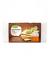 Bio Cracker mit Sesam - glutenfrei