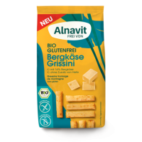 Bio Bergkäse Grissini - glutenfrei