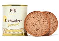 Buchweizenbrot Dosenbrot - glutenfrei