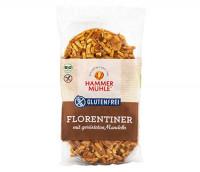 Bio Florentiner mit gerösteten Mandeln - glutenfrei