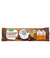Bio Fruchtriegel Schoko Kokos - glutenfrei