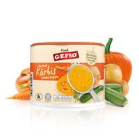 Gourmet Kürbis Cremesuppe - glutenfrei