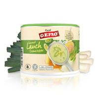 Gourmet Lauch Cremesuppe - glutenfrei
