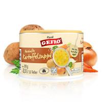 Herzhafte Kartoffelsuppe - glutenfrei