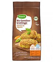 Bio Gemüsebratlinge - glutenfrei