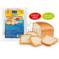 Glutenfreies Weißbrot, geschnitten - glutenfrei