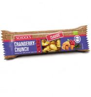 MHD*** 15.9.18 Bio Cranberry-Crunch Riegel - glutenfrei