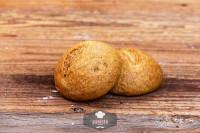 Hanfbrötchen 2 Stück, frisch gebacken - glutenfrei