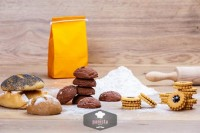 Mehlmischung Extra Fein für Gebäck - glutenfrei
