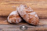 Wurzelbrötchen 2 Stück, frisch gebacken - glutenfrei