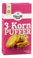 3-Korn Puffer - glutenfrei