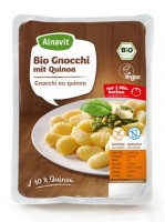 Bio Gnocchi mit Quinoa - glutenfrei