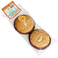 4-Korn Honig-Mandel-Lebkuchen 4 Stück - glutenfrei