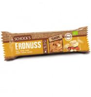 Bio Erdnuss Krokant Riegel - glutenfrei