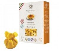 Glutenfreie Saccottini mit Ricotta, Tomate & Basilikum - glutenfrei