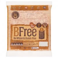 Quinoa & Chia Wraps 4 Stück - glutenfrei