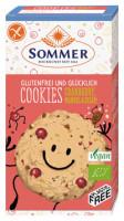 Bio Cookies Cranberry, Mandel & Sesam - glutenfrei