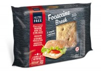 Focaccine Break - glutenfrei