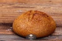 Hanfbrot frisch gebacken - glutenfrei
