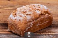 Teffbrot frisch gebacken - glutenfrei