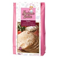 Backmischung für Wraps / Piadina - glutenfrei