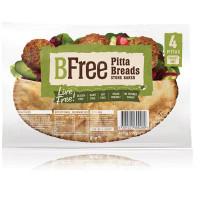 Pitta Brot 4 Stück - glutenfrei