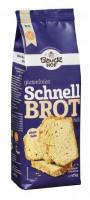 Glutenfreies Schnell Brot hell - glutenfrei