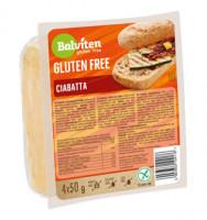Glutenfreies Ciabatta - glutenfrei