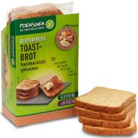 Toastbrot - glutenfrei