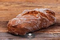 Wurzelbrot frisch gebacken - glutenfrei