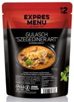 Gulasch Szegediner Art Fertiggericht - glutenfrei