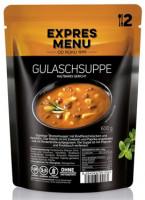 Gulaschsuppe Fertiggericht - glutenfrei