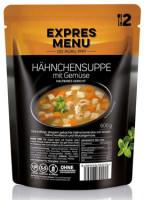 Hähnchensuppe mit Gemüse Fertiggericht - glutenfrei
