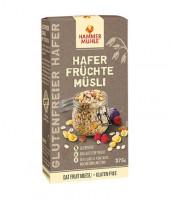 Hafer Früchte Müsli - glutenfrei