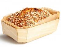Bio Hafer-Brot frisch gebacken - glutenfrei