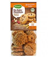 Bio Hafer Müslikeks - glutenfrei
