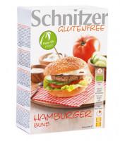 Bio Hamburger Buns - glutenfrei