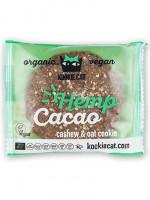 Bio Hanfsamen Kakao Keks - glutenfrei